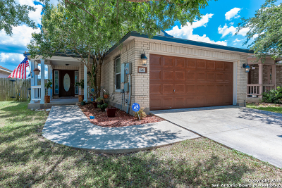 New Braunfels Single Family Home For Sale: 1747 Joy Spring