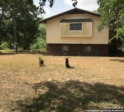 Schertz Single Family Home New: 2305 E Fm 1518