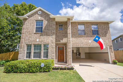 New Braunfels Single Family Home Back on Market: 3640 San Patricio