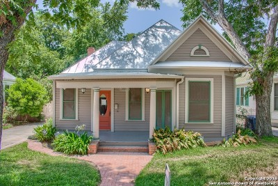 Single Family Home New: 507 Cedar St