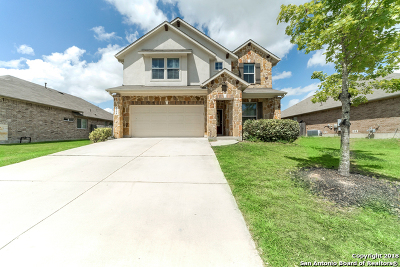 Schertz Single Family Home Price Change: 3108 Turquoise