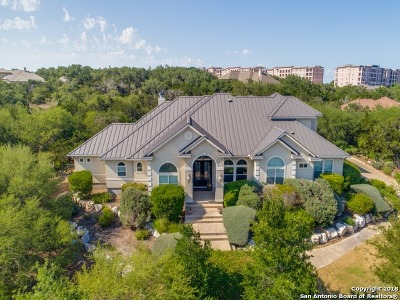 San Antonio Single Family Home New: 4043 Wilderness Ridge