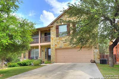 San Antonio Single Family Home Back on Market: 1435 Alpine Pond