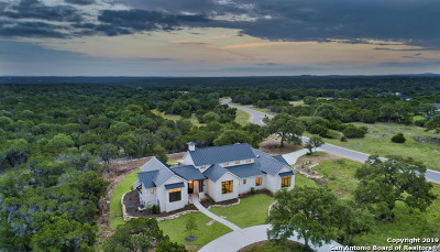 Boerne Single Family Home New: 46 Ledgestone Trail