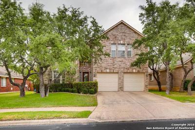 San Antonio Single Family Home Active RFR: 9519 Loyal Valley