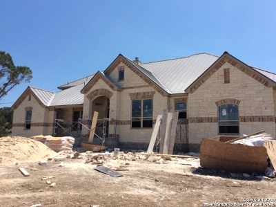 New Braunfels Single Family Home For Sale: 5694 Copper Valley