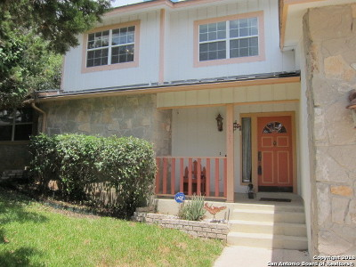 Helotes Single Family Home New: 17323 Antlers Cove