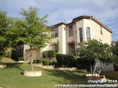 Helotes Single Family Home New: 8606 Artesia Gap