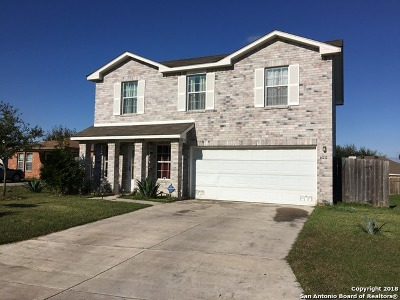 San Antonio Single Family Home New: 6011 Bear Meadow