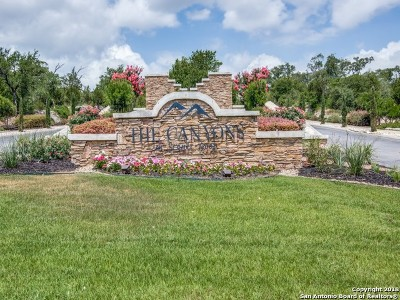 San Antonio Residential Lots & Land New: 9750 Autumn Canyon