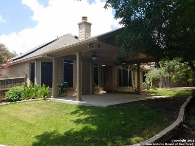 Schertz Single Family Home New: 700 Broadleaf