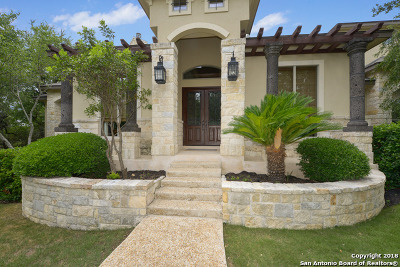 San Antonio Single Family Home New: 4003 Fossil Forest