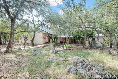 Spring Branch Single Family Home For Sale: 1918 Whispering Water