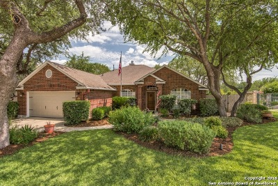 San Antonio Single Family Home New: 8310 La Fleur