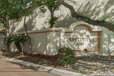 San Antonio Single Family Home New: 1022 La Tierra