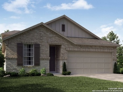 Boerne Single Family Home New: 127 Abbeydell