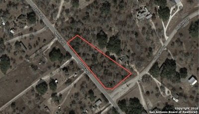San Antonio Residential Lots & Land New: 22783 Red Sand Dr
