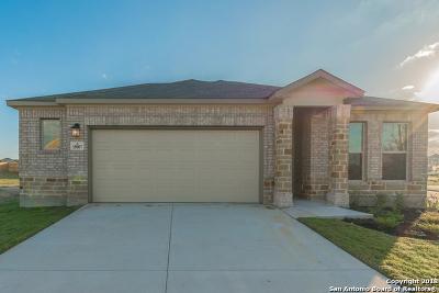 Bexar County Single Family Home Price Change: 15007 Costa Leon