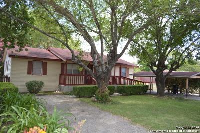 Atascosa County Single Family Home For Sale: 18725 Wisdom Rd