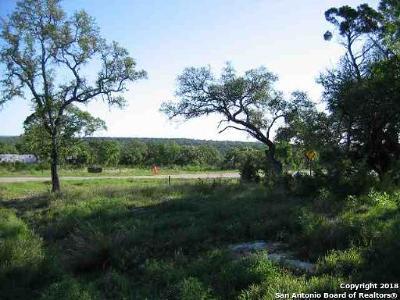 Boerne Residential Lots & Land New: Lot 33 Riverwood