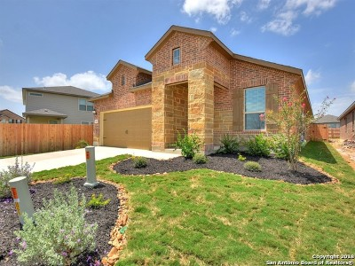 Boerne Single Family Home New: 107 Abbeydell