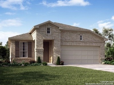 Boerne Single Family Home New: 105 Abbeydell