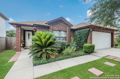 Converse Single Family Home New: 8122 Cheryl Meadow Dr