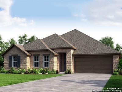 Boerne Single Family Home New: 110 Ayshire