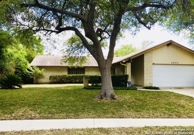 San Antonio Single Family Home Back on Market: 5802 Burgoyne St
