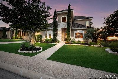 San Antonio Single Family Home New: 18031 Granite Hill Dr