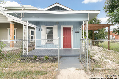 Single Family Home New: 2406 Guadalupe St