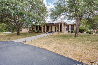 Helotes Single Family Home New: 11235 Javalin Trl