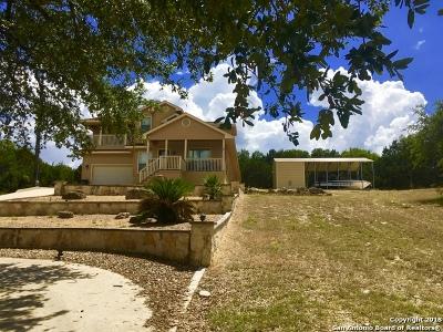 Canyon Lake Single Family Home New: 1275 Canyon Lake Dr