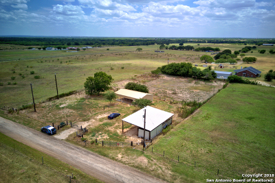 Guadalupe County Residential Lots & Land New: 1179 Smith Falor Rd