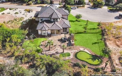 San Antonio Single Family Home New: 18118 Resort View