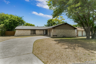 Live Oak Single Family Home New: 12740 Old Spanish Trail
