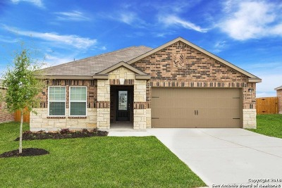 New Braunfels Single Family Home Back on Market: 6366 Daisy Way