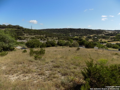 Boerne Residential Lots & Land Back on Market: Lot 132 Diamond Ridge