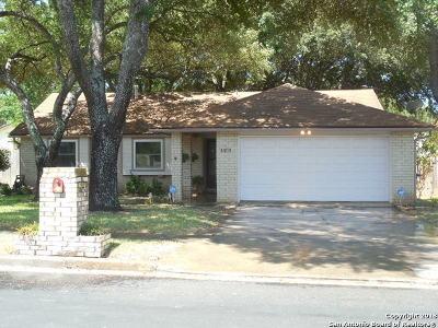 San Antonio Single Family Home New: 4434 Grantilly St