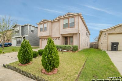 San Antonio Single Family Home Back on Market: 4406 Rothberger Way