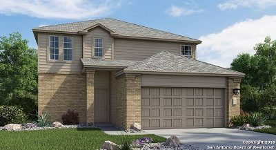 Converse Single Family Home New: 10307 Barbeque Bay