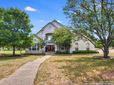 Boerne Single Family Home For Sale: 7626 Rocking Horse Ln