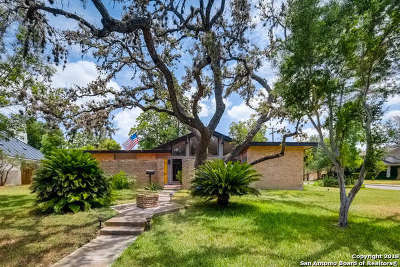 San Antonio Single Family Home New: 7202 Winterwood Pl