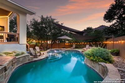 San Antonio Single Family Home New: 24331 Arboles Verdes