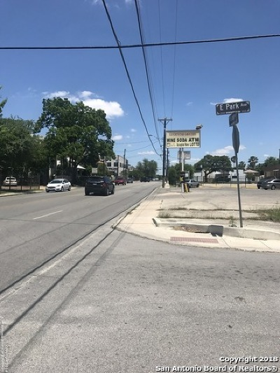 San Antonio Residential Lots & Land Active Option: 306 E Park Ave
