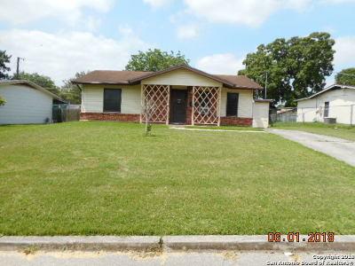 Bexar County, Comal County, Guadalupe County Single Family Home New: 3422 Kildare Avenue