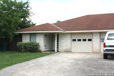 Boerne Multi Family Home New: 145/147 Oak Grove
