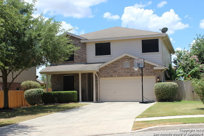 Cibolo Single Family Home New: 224 Blain Circle