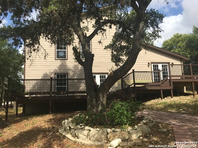 Bexar County Single Family Home New: 3822 Oak Cluster St