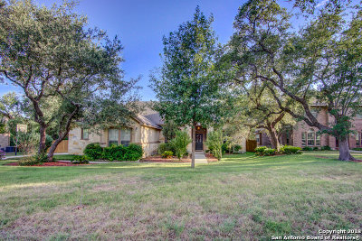 Bexar County Single Family Home New: 4207 Gage Xing